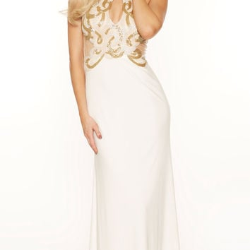 Rianne beaded gown (2 Colors)