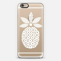Folk Pineapple iPhone 6 case by August & Oak | Casetify