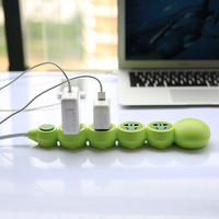 Smart Socket with USB Port Remote Socket for  Iphone Android Smart Multi-purpose Smart Power Strip Home Electronics