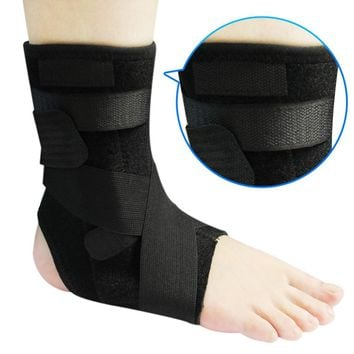 1Pcs High Quality Adjustable Foot Drop Socks Orthotic Correction Ankle Plantar Fasciitis Support Brace Foot Care Protect Band