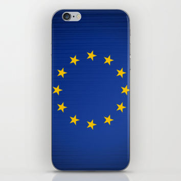 Europe, the nation. iPhone & iPod Skin by Julius Marc