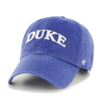 Duke University Collection of Gifts - Duke® Clean Up Cap by '47 Brand®.