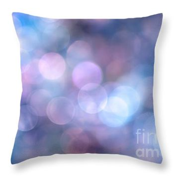 "Dreamcatcher Throw Pillow for Sale by Jan Bickerton - 14"" x 14"""