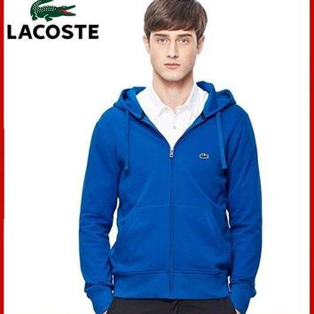 LACOSTE POLO OUTDOOR SPORTS HOODIE COAT JACKETS