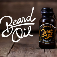 Beard Oil: Our signature mixture of natural and organic oils for the Beard