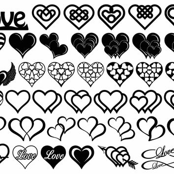 Hearts and Love Signs