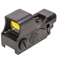 Sightmark Ultra Shot M-Spec FMS – Carbon Fiber Reflex Sight Scope (SM26015)
