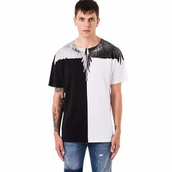 Marcelo Burlon T Shirt Marcelo Burlon 3d T Shirts Novelty 2016 Clothes Kanye West Yeezy Shirt Clothing Drake Men Hipster Clothes
