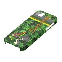 Skunk Strain Case iPhone 5 Covers from Zazzle.com