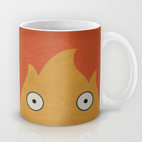 Howl's Moving Castle Poster Mug by Misery