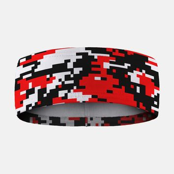 Digital Camo RBW Winter Headband