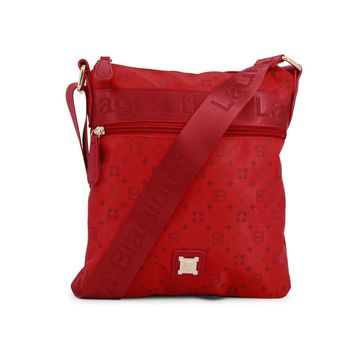 Laura Biagiotti Red Crossbody Bag