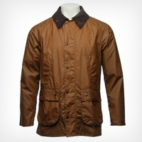 Barbour Japanese Lightweight Sl Bedale Jacket Tan | Aspecto