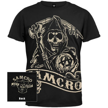 Sons of Anarchy - SAMCRO Est. 1967 T-Shirt