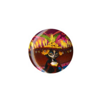 The Book Of Life La Muerte Hat Pin