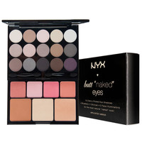 Butt Naked Eyes Makeup Palette | NYX Cosmetics