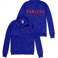 Texas Rangers Track Jacket - PINK - Victoria's Secret