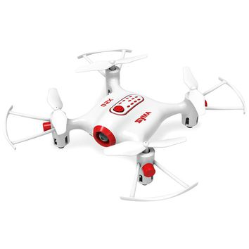 SYMA X20 Mini Drone Dron RC Quadcopter Drones 2.4G 4CH 6-aixs Gyro with Headless Mode Altitude Hold 3D-flip Latest Aircraft RTF