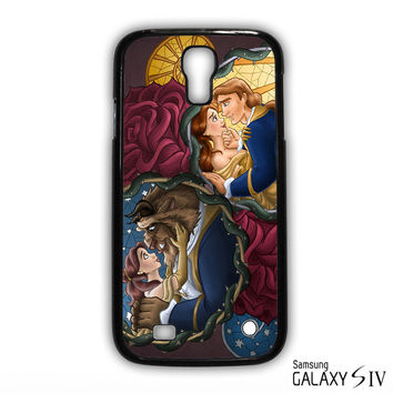 Beauty And The Beast Disney Princess for phone case Samsung Galaxy S3,S4,S5,S6,S6 Edge,S6 Edge Plus phone case