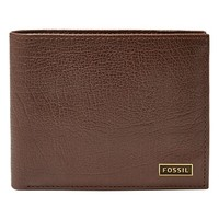 Fossil 'Omega' Passcase Wallet