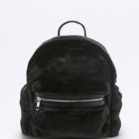 Faux-Fur Mini Backpack - Urban Outfitters