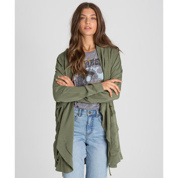 Billabong Women's No Boundaries Jacket | Moss