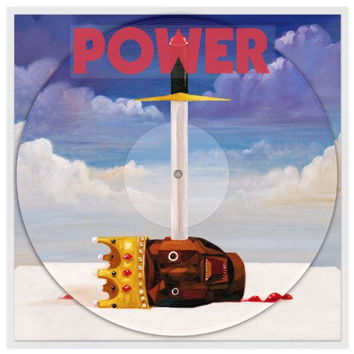 Kanye West - Power - Picture LP