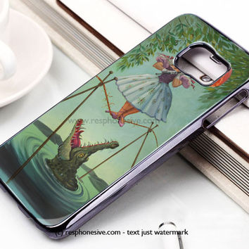 Haunted Mansion Painting Samsung Galaxy S6 and S6 Edge Case