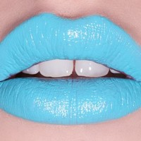 LIME CRIME Candyfuture Opaque Lipstick - No She Didn't