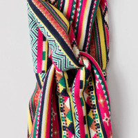 Sonora Tribal Head Wrap
