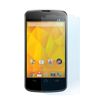 Screen Protector Clear Crystal for Google Nexus 4