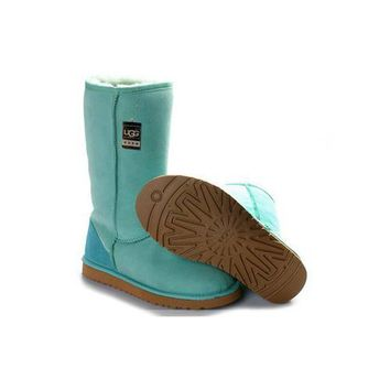 Black Friday Ugg Boots Classic Tall 5815 Green For Women 83 00