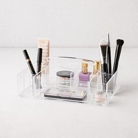 Acrylic Makeup Caddy | Urban Outfitters
