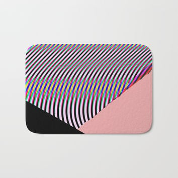 Out Of Focus Bath Mat by duckyb