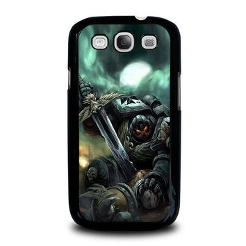 warhammer black templar samsung galaxy s3 case cover  number 2