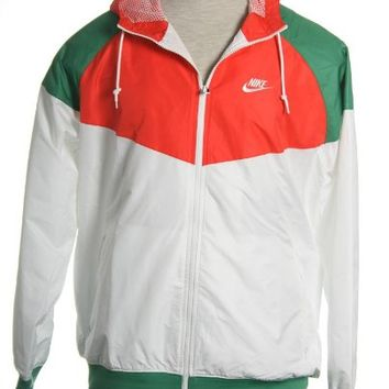 Unisex Nike Mexico Windbreaker/Jacket Sz (XL)