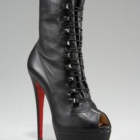 Christian Louboutin Toggle ankle boot - $260.00