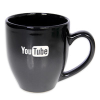 YouTube Ceramic Mug 12oz.