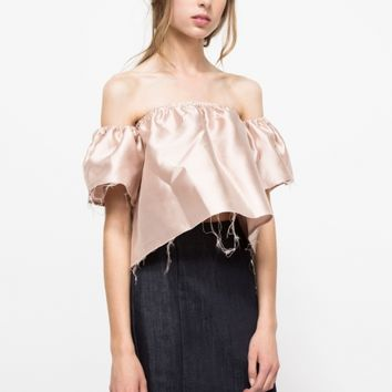 Georgia Alice / Marooned Off Shoulder Tee