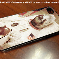 Dolla Dolla Bill Sloth Astronaut - iPhone 4 / iPhone 4S / iPhone 5 Case Cover