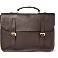 Mulberry - Elkington Leather Briefcase | MR PORTER