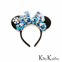 Olaf Disney Ears Headband, Olaf Ears, Minnie Mouse Ears, Olaf Birthday, Frozen Birthday Party, Frozen Dress, Disney Bound, Disney Headband