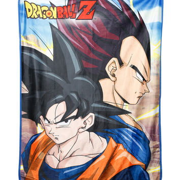 Dragon Ball Z Vegeta & Goku Throw