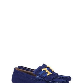 Tory Burch | Gemini Link Driver Loafer | Nordstrom Rack