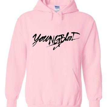 "5SOS 5 Seconds of Summer ""Youngblood"" Hoodie Sweatshirt"