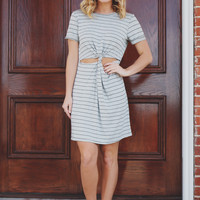Drawing Lines Dress