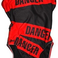 Danger Thin Strap