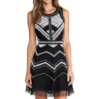 Parker Verda Dress in Black