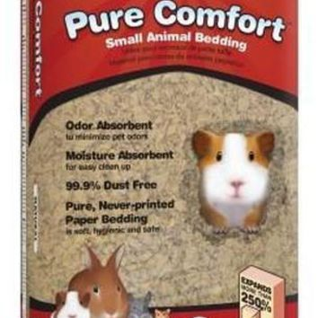 Oxbow Pure Comfort Natural Small Pet Bedding 8L/21 Liters