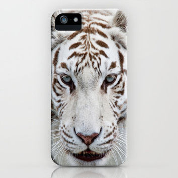Tiger Tiger iPhone Case by catspaws | Society6